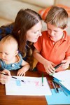 Fin du congé parental d'éducation et retour à un emploi similaire (08/04/2010)