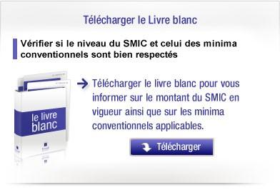 SMIC 2010 : augmentation au 1er janvier