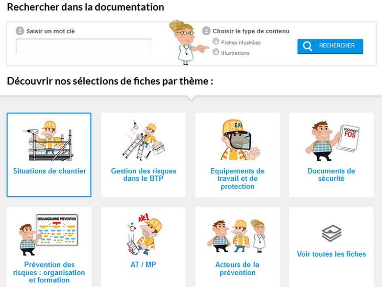 S curit des chantiers du btp guide illustr editions for Guide du batiment