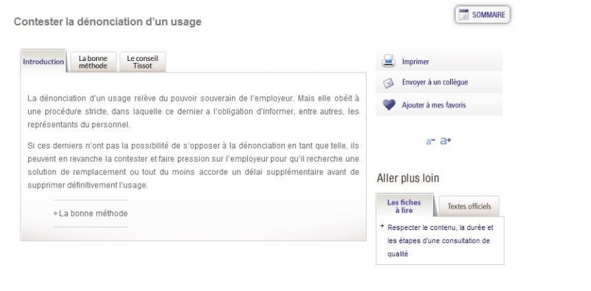 Les Relations Ce Employeur Editions Tissot Fiche Produit Rce