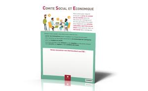 Affiche Informations relatives aux membres du CSE