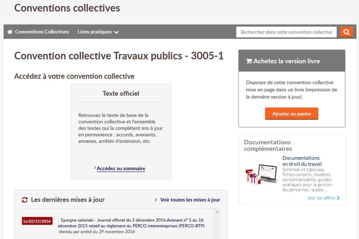 Social Tp Droit Du Travail Des Entreprises Des Travaux Publics