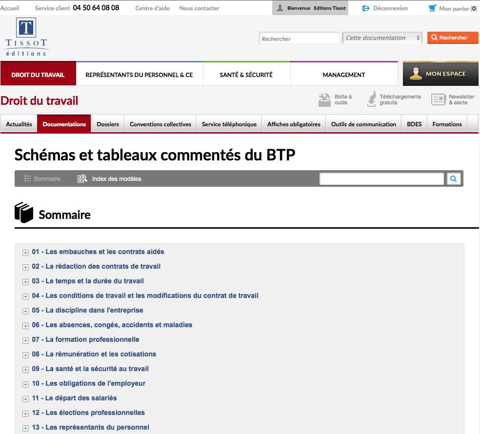 Schémas Et Tableaux Commentés Pour La Gestion Du Personnel Du Btp
