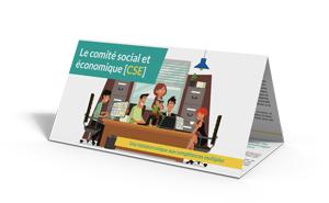 Dépliants Comité social et économique