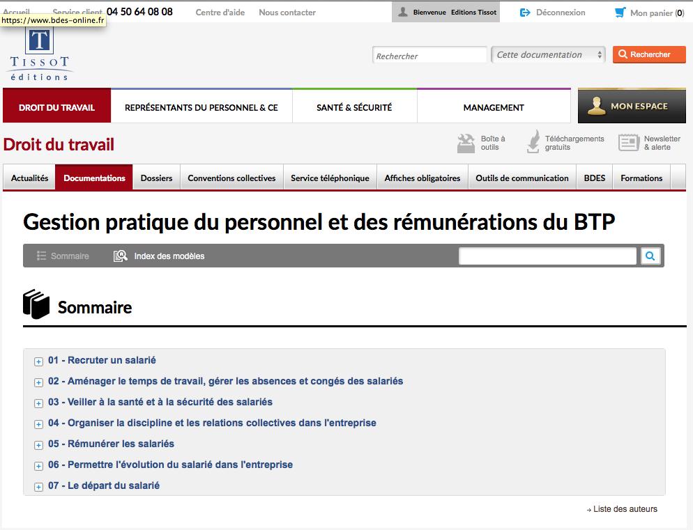 Gestion Pratique Du Personnel Et Des Remunerations Du Btp Editions
