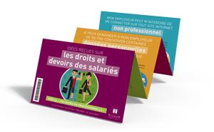 Dépliants Idées reçues sur les droits et les devoirs des salariés – spécial vie privée/vie professionnelle