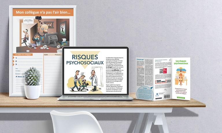 Packs prévention en santé sécurité au travail
