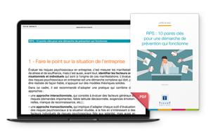 « Livre blanc RPS : 10 points clés pour une démarche de prévention qui fonctionne »